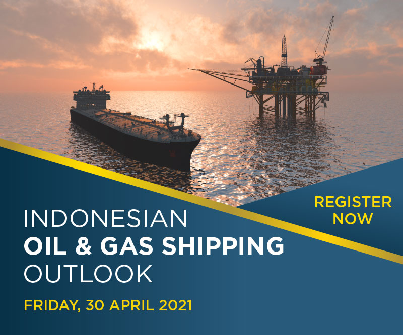 INDONESIAN OIL & GAS SHIPPING OUTLOOK