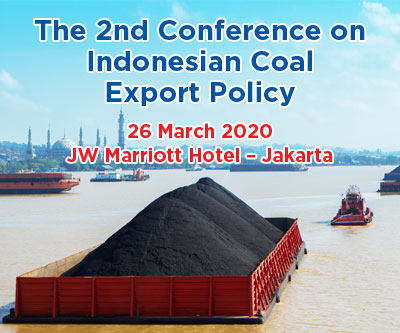 The 2nd Conference on Indonesian Coal Export Policy